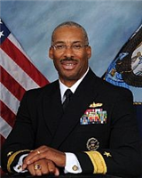 RDML Jesse Wilson, Commander, Navy Surface Force Atlantic