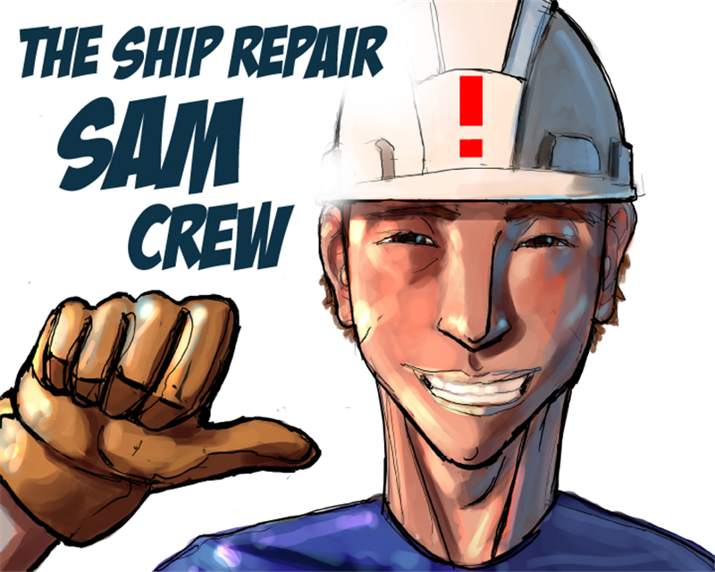 Ship Repair Sam Crew