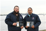 2016 Tradesperson of the Year Award Winners Larry Broach & Diego Mullen