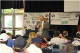 OSHA Area Director Stan Dutko at the 2019 S&H Seminar