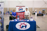 VSRA Volunteers at a Career Day Event