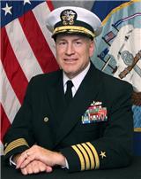 CAPT Lannamann, Commanding Officer, MARMC