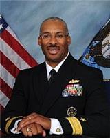 RDML Jesse Wilson, Commander, Navy Surface Force Atlantic