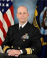 RADM Mark R. Whitney, Director, Fleet Maintenance, U.S. Fleet Forces Command