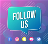 Follow Us Today!