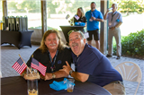Foundation Board Members Chris Murray & Terry Stead