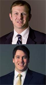Rob Oden, Partner, DHG Assurance and Josh Brinkman, Senior Manager, DHG Assurance (Respectively)
