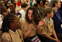 Ruffner Academy Students React to Making the LEGO Competition Finals