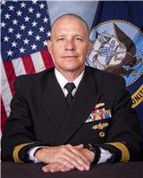 RDML Jason Lloyd, Chief Engineer and Deputy Commander, SEA-05