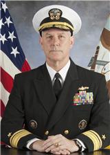 RADM Christopher Grady, Commander, Naval Surface Force Atlantic